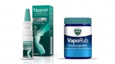 Nasivin meets Wick: Wick-Hersteller Procter & Gamble hat von Merck unter anderem Nasivin übernommen. ( r / Foto: Merck | P&G)