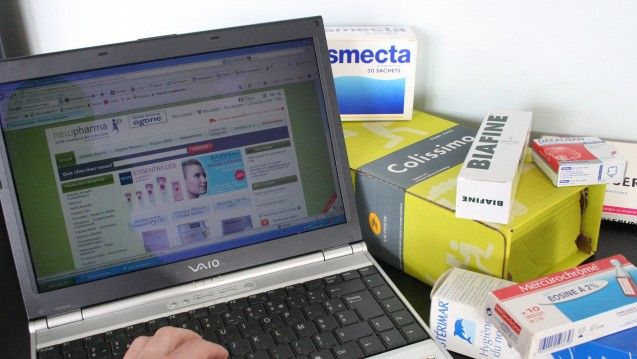In anderen Ländern werden offenbar weniger Arzneimittel übers Internet gekauft als in Deutschland. (Foto:picture-alliance / maxppp)