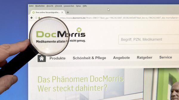 DocMorris akzeptiert nur deutsche Bankverbindungen