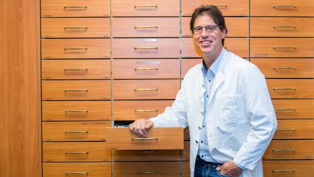 Dr. Hermann Vogel, Inhaber der Winthir-Apotheke in München: Amazon ist selbst für DocMorris eine Existenzbedrohung. ( r / Foto: Vogel)