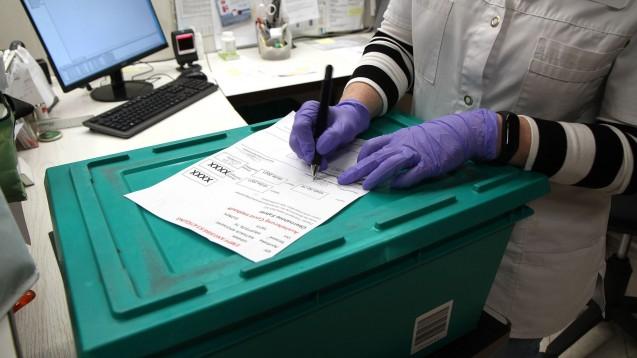 Eine Ausfallmeldung erfolgt dann, wenn die Lieferkette für die Auslieferung mindestens 14 Tage unterbrochen ist,. (Foto: IMAGO / Eibner)
