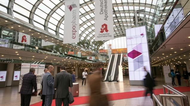 Turnusgemäß kehren Expopharm und Deutscher Apothekertag nach Düsseldorf zurück. In vier Wochen ist es soweit. (c / Foto: Schelbert)