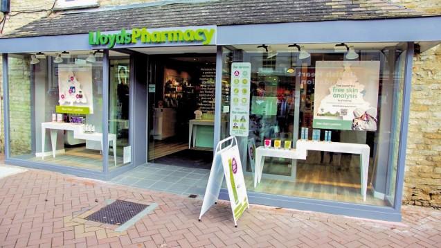 Die zum deutschen Apothekenkonzern McKesson Europe gehörende Apothekenkette Lloydspharmacy musste Anfang dieser Woche eine Filiale im südenglischen Brighton (hier ein Symbolfoto) schließen. Grund: Verdacht auf Coronavirus. (s / Foto: McKesson Europe)