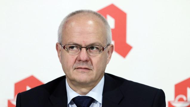 Auch die Kammer von BAK-Präsident Dr. Andreas Kiefer findet die Gleichpreisigkeit nicht verhandelbar. (s/Foto:Imago)