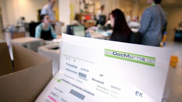 Das Landgericht Ravensburg hat DocMorris eine Abfuhr erteilt: Quittungen ausstellen für Zahlungen, die gar nicht erbracht wurden? Das macht ein sorgfältiger Unternehmer nicht! (Foto: dpa)