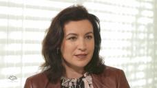 CSU-Staatssekretärin Dorothee Bär äußerte sich in einem Interview für eine CSU-Politikerin ungewöhnlich deutlich zum Apothekenmarkt. (Quelle: Stiftung Münch / YouTube.de)