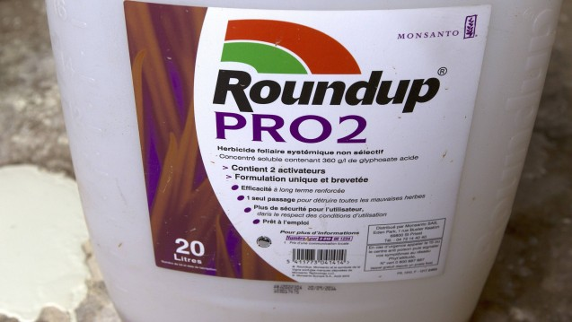 In den USA startet am heutigen Montag ein wichtiger Prozess gegen den Pharma- und Chemiekonzern Bayer wegen Glyphosat. (Foto: Imago)