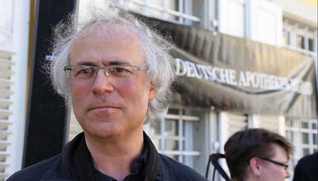 Bandgründer und Apotheker: Dr. Eckard Schleiermacher.