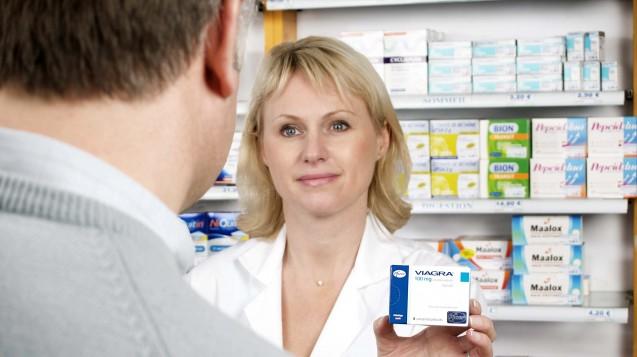 Sildenafil: Großbritannien will den Viagra-Wirkstoff rezeptfrei abgeben. (Foto: MAY / dpa)