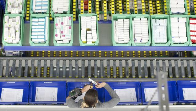 Rund 65 Mitarbeiter haben am neuen Standort Böblingen Arbeit gefunden. (Foto: Noweda)