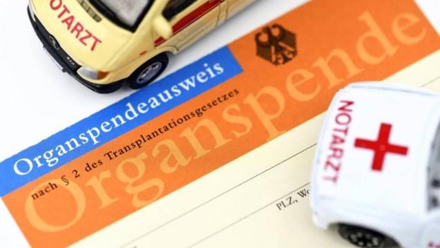 In Deutschland muss man derzeit einer Organspende explizit zustimmen, die Mehrheit der Barmer-Versicherten ist für die sogenannte Widerspruchslösung. (Foto: imago)