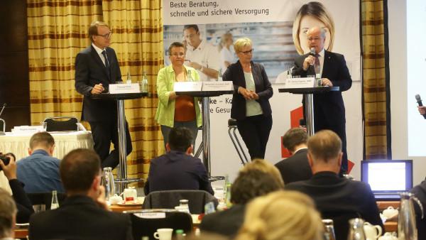 SPD drückt sich vor Apotheker-Diskussion
