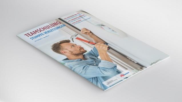 Der vermeintlich einfache Vorgang, einen Nagel in die Wand zu schlagen, kann für den Daumen ein unschönes Ende nehmen. Kommt es zu stumpfen Verletzungen, gilt: Schnell handeln – und wissen, was zu tun ist! (Cover: Stígur Már Karlsson Heimsmyndir – iStockphoto.com)