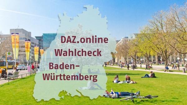 Wen sollten Apotheker in Baden-Württemberg wählen?