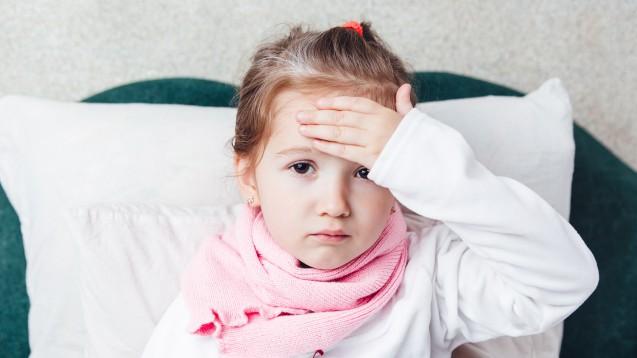 Welche gesetzliche Regeln gelten, wenn kranke Kinder zu betreuen sind? (Foto:Serhio Lee / stock-adobe.com)