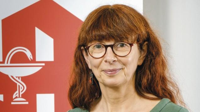Anke Rüdinger, Vorsitzende des Berliner Apothekervereins. (Foto: ABDA)