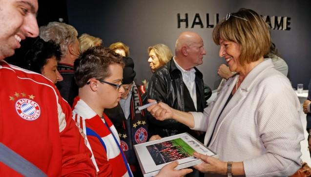 Ulla Schmidt bei der Verleihung des Medienpreises BOBBY der Lebenshilfe.(Foto: Bundesvereinigung Lebenshilfe, Hans D. Beyer)