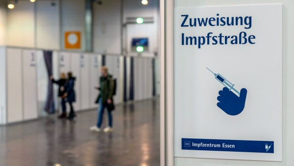 Pharmazeutisches Personal für Impfzentren in NRW gesucht