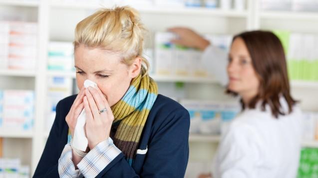 Schniefende Nasen bescheren Apotheken ein sicheres Geschäft. (Foto: contrastwerkstatt / stock.adobe.com)