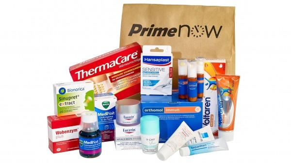 Amazonstartet Arzneimittelversand mit Münchener Apotheke
