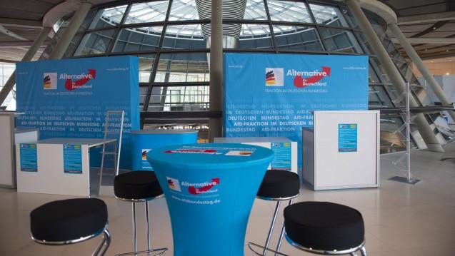 Die AfD-Bundestagsfraktion will von der Bundesregierung wissen, ob Apotheker für ihre zusätzliche Arbeit in der Valsartan-Krise entschädigt werden. (s / Foto: Imago)