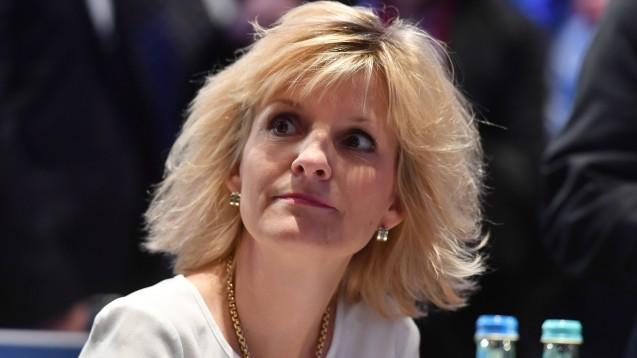 Die CSU-Politikerin Daniela Ludwig wurde am heutigen Mittwoch vom Bundeskabinett zur neuen Bundesdrogenbeauftragten ernannt. (m / Foto: imago images / Sven Simon)