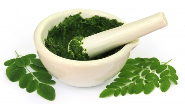 Pflanzenschutzmittel in Moringa Pulver Bio