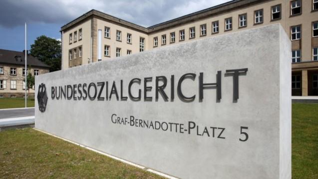 Das Bundessozialgericht ist im hessischen Zytostreit angerufen. (Foto: Jörg Lantelme/Fotolia)
