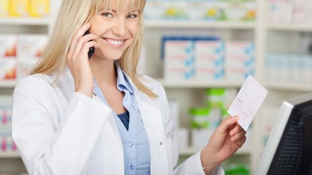 Künftig haben Apotheker noch einen weiteren Grund beim Arzt anzurufen. Wenn die Dosierung auf dem Rezept fehlt. (c / Foto:   contrastwerkstatt/stock.adobe.com)