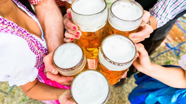 Immer noch Glyphosat im Bier – aber immerhin weniger