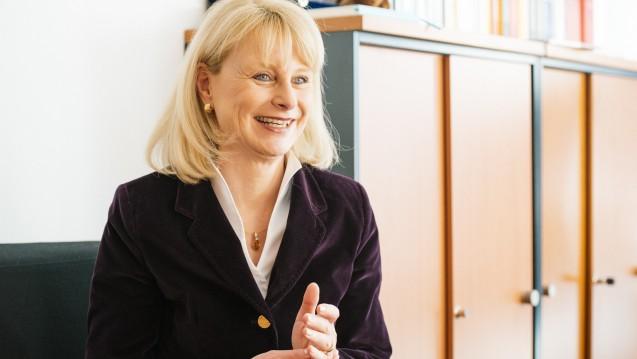 Die gesundheitspolitische Sprecherin Karin Maag (CDU) macht Druck beim Rx-Versandverbot. (Foto: Külker)