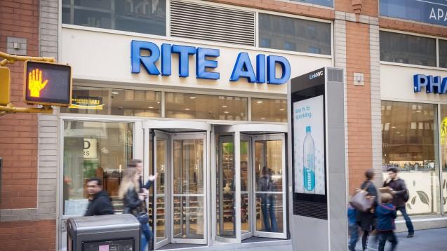 Der Albertsons-Konzern will die börsennotierte Drogerie- und Apothekenkette Rite Aid übernehmen. (Foto: imago / Levine Roberts)