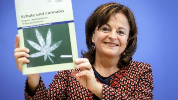 Drogenbeauftragte Marlene Mortler (CSU) wechselt nach Brüssel