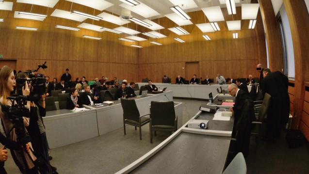 Am gestrigen Mittwoch sagte die PTA aus, die den Fall als Whistleblowerin mit ins Rollen gebracht hat. (Foto: hfd / DAZ.online)