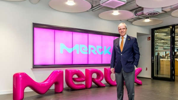 Scheidender Merck-Chef sieht Healthcare-Geschäft gut aufgestellt