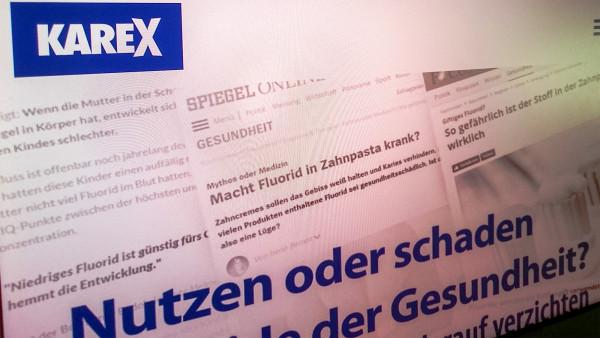 Zahnärzte kritisieren Karex-Werbung