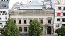 Die Frontfassade des Mendelssohn-Palais - bis 2015 Sitz der Bundesvereinigung Deutscher Apothekerverbände. (Foto: http://www.mendelssohn-palais.de)