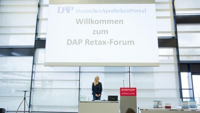 """Das Retax-Forum von und mit den Retax-Expertinnen vom DeutschenApothekenPortal ist von der INTERPHARM nicht mehr wegzudenken. Auch in Bonn gaben sie wieder Orientierung im """"Retax-Dschungel""""."""