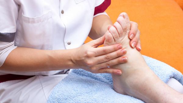 Krankheitsbild diabetischer Fuß