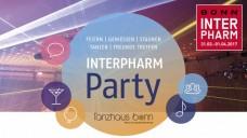 Krönender Abschluss: Die INTERPHARM-Party am 1. April im Tanzhaus Bonn.
