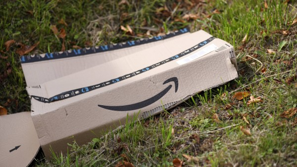 Geringes Vertrauen in Amazon