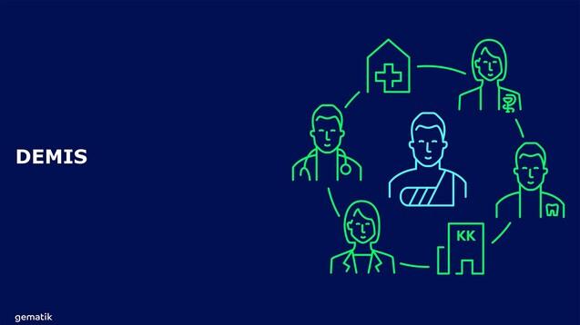 Ab dem vierten Quartal 2021 wird es ein neues webbasiertes Meldeportal geben, über das Apotheken und Arztpraxen positive Schnelltest-Ergebnissemelden können. (c / Quelle: Gematik)
