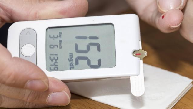 Messgeräte bald von Amazon: In den USA will der Handelskonzern Amazon künftig exklusive Blutzucker- und Blutdruckmessgeräte verkaufen. (s/ Foto: Imago)