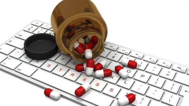 Stress und Leistungsdruck: Manch einer setzt auf Hilfe durch Medikamente. (Foto: harvepino/Fotolia)
