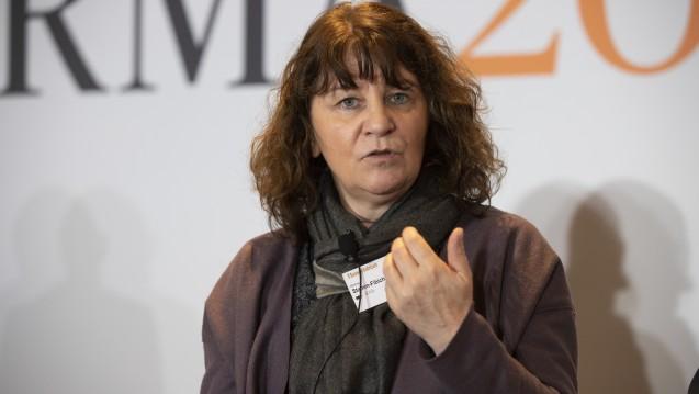 Für die SPD-Gesundheitspolitikerin Martina Stamm-Fibich sollte es in künftigen Schulungen zur Gesundheitskompetenz auch um den Nutzen der Apothekenberatung gehen. (c / Foto: Dietmar Gust für Euroforum)