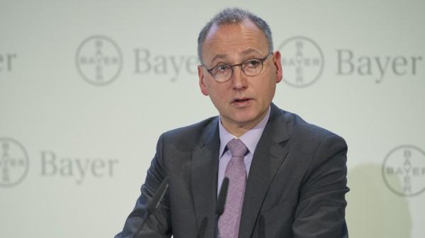 Bayer-Chef besorgt über mögliche Strafzölle in den USA