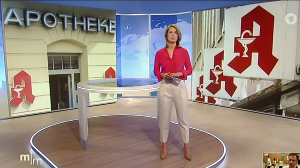 ARD-Redaktion gesteht Fehler in Apotheken-Beitrag ein