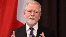 Nordrheins Kammerpräsident Lutz Engelen leitete zum letzten Mal die Delegiertenversammlung. (c / Foto: Müller/AK Nordrhein)
