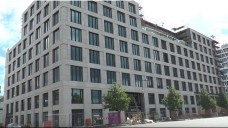 Das neue Apothekerhaus in Berlin-Mitte ist fast fertig. (s / Foto: Screenshot Youtube)