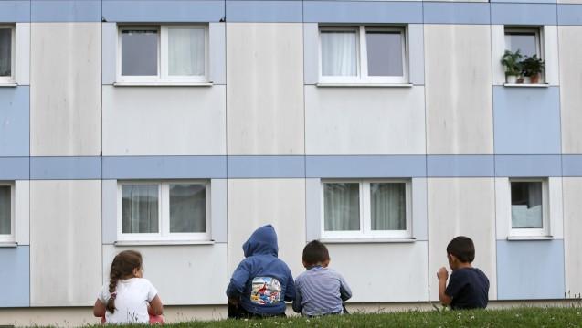 In Einrichtungen für Asylsuchende sind seit Mai 2016 die Masernfallzahlen unter Asylsuchenden deutlich angestiegen. (Foto: dpa).